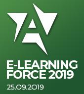 """Доклад """"Текарт"""" на форуме по цифровизации обучения E-LEARNING FORCE 2019"""