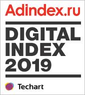 """""""Текарт"""" в топах рейтингов Digital Index 2019"""