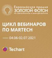 «Текарт» провел серию вебинаров по Martech совместно с «Лайтинг Бизнес Консалтинг»