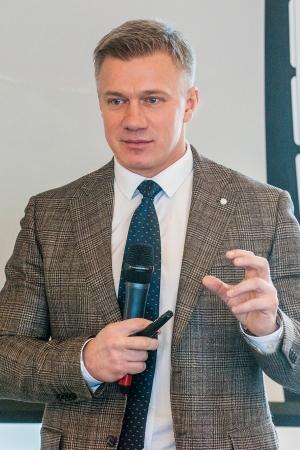 Илья Никулин , Генеральный директор «Текарт», руководитель группы консалтинга