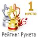 Проект 15.techart.ru — 1 место в «Рейтинге Рунета 2014», номинация «Промо-сайты»