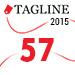 Рейтинг веб-разработчиков / интеграторов России (Tagline) - 57 место