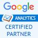 """""""Текарт"""" - сертифицированный партнер Google Analytics (Google Analytics Certified Partner)"""