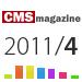 "Рейтинг веб-студий, 2011 (""Рейтинг Рунета"", CMSMagazine) - 4 место"