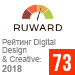 Рейтинг Digital Design & Creative (Ruward) — 73 место
